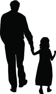 משמורת ילדים לאב