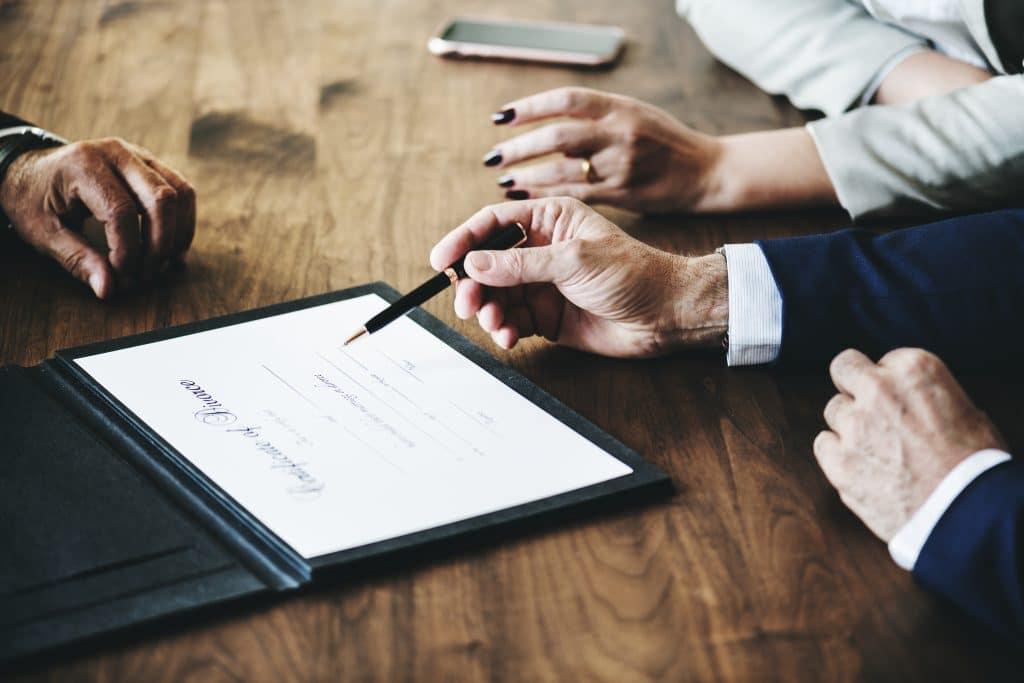 הסכם יחסי ממון לפני נישואין