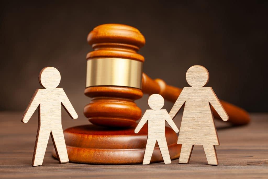 עורך דין מזונות ילדים