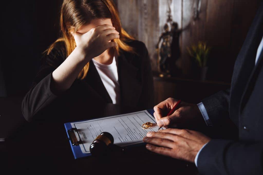 פתיחת תיק גירושין חד צדדי
