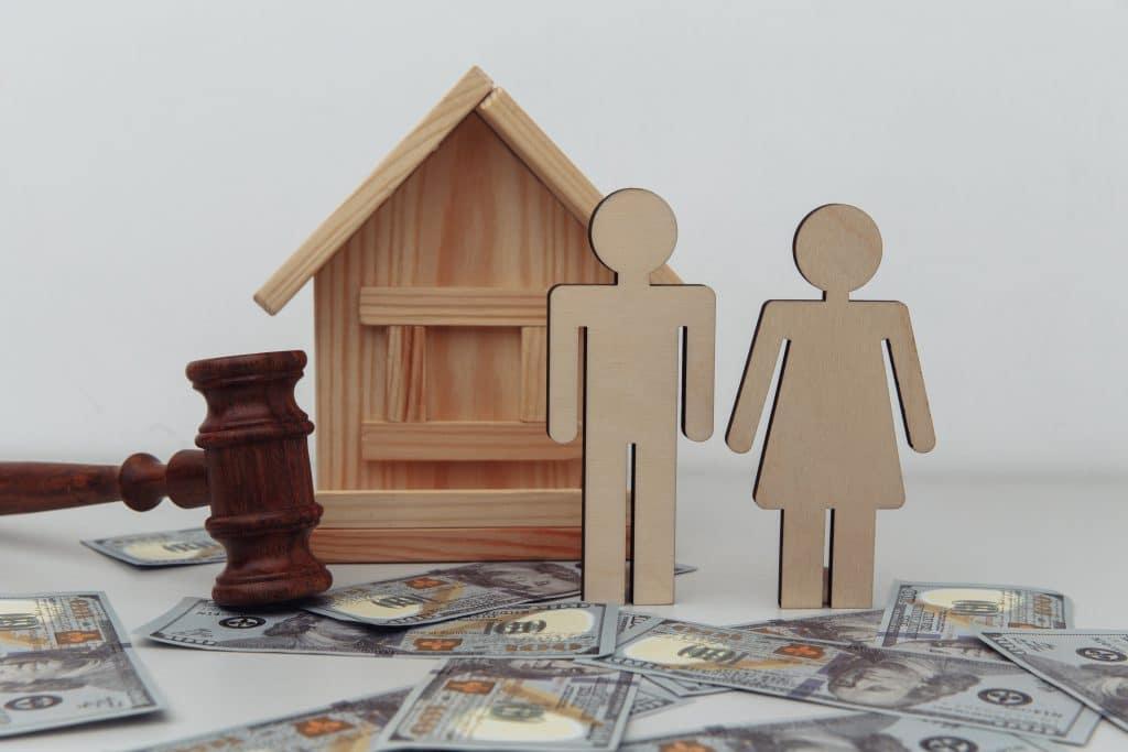 חלוקת דירה בגירושין